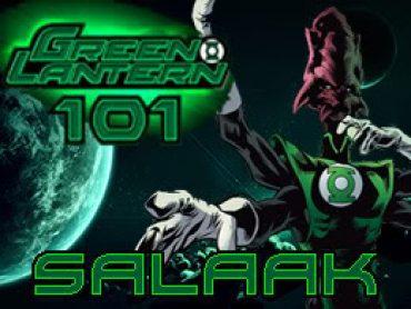 Green Lantern 101 – Salaak