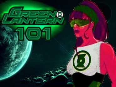 Green Lantern 101 – Sheriff Mardin