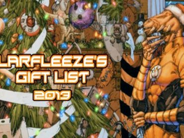 The 2013 Larfleeze Gift Guide