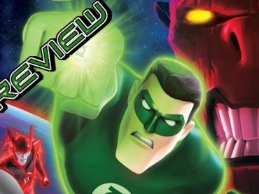 Green Lantern: The Animated Series Blu-ray Review
