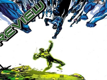 Green Lantern Corps #32 Review