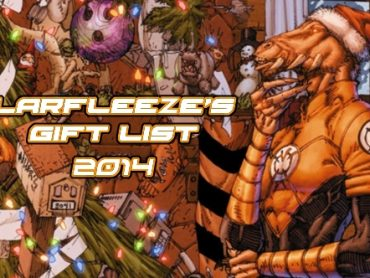 The 2014 Larfleeze Gift Guide