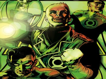 Exclusive Preview – Convergence: Green Lantern Corps #1