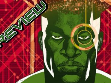 Green Lantern Corps #40 Review