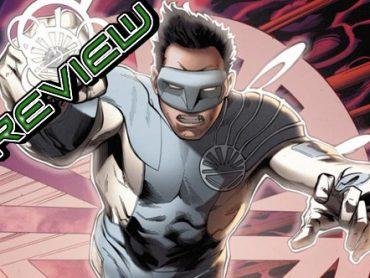 Green Lantern: New Guardians #40 Review