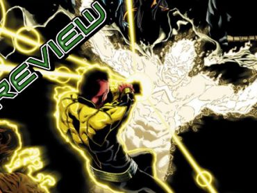 Sinestro #11 Review