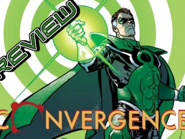 Convergence: Green Lantern/Parallax #1 Review