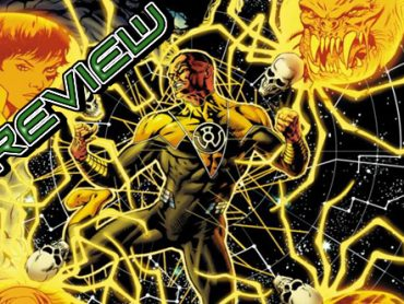 Sinestro Annual #1 Review