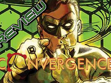 Convergence: Green Lantern Corps #2 Review