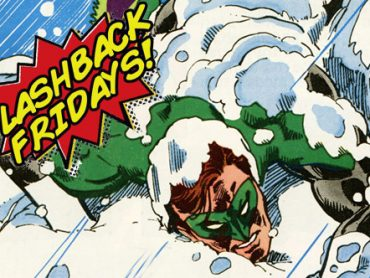 Flashback Friday – When Green Lantern Went Blind!