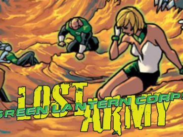 Green Lantern: The Lost Army Preview