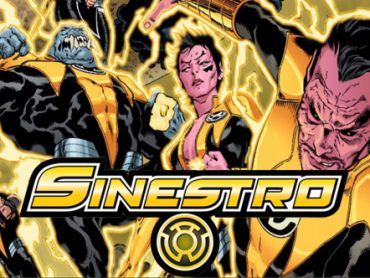 Sinestro Preview