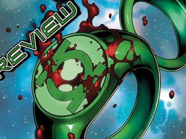 Green Lantern: The Lost Army #1 Review