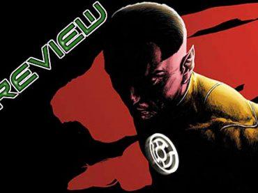 Sinestro #12 Review