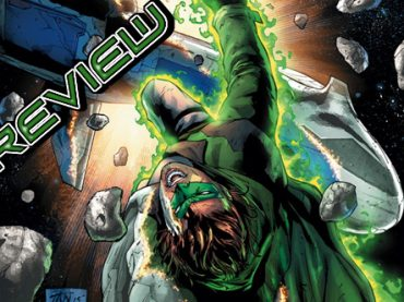 Green Lantern #42 Review