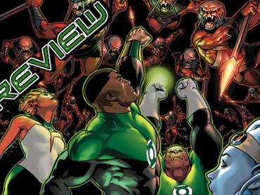 Green Lantern: The Lost Army #2 Review
