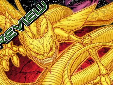 Sinestro #13 Review