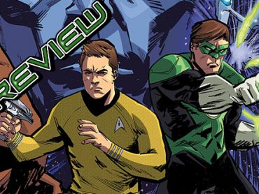 Star Trek / Green Lantern #1 Review