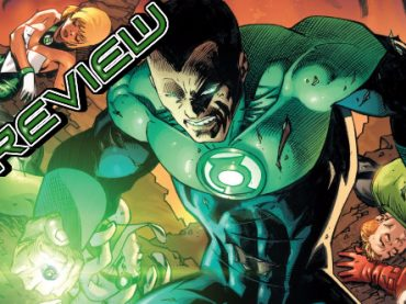 Green Lantern: The Lost Army #3 Review