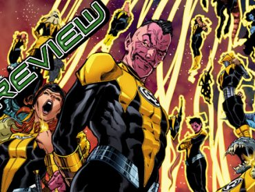 Sinestro #14 Review