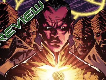 Star Trek / Green Lantern #2 Review