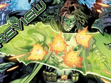 Green Lantern #44 Review