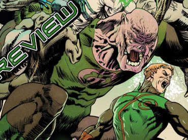Green Lantern: The Lost Army #4 Review