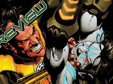 Sinestro #15 Review