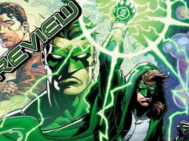 Green Lantern Annual #4 Review