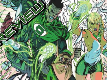 Green Lantern: The Lost Army #5 Review
