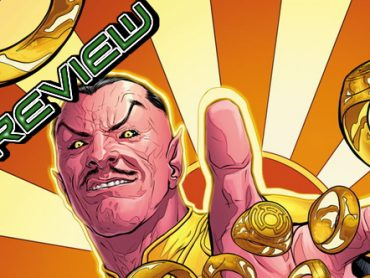 Sinestro #16 Review