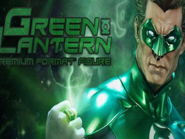 Sideshow Collectible Releasing a Second Green Lantern Figure