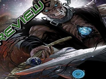 Star Trek / Green Lantern #4 Review