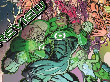 Green Lantern: The Lost Army #6 Review
