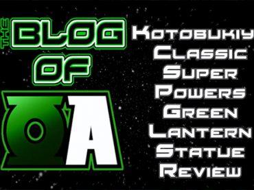 Kotobukiya Super Powers Statue Review