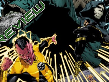 Sinestro #17 Review