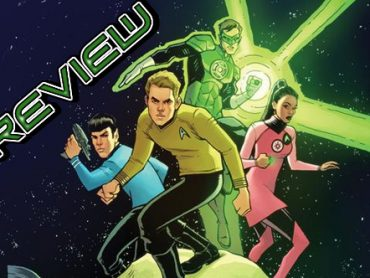 Star Trek / Green Lantern #5 Review