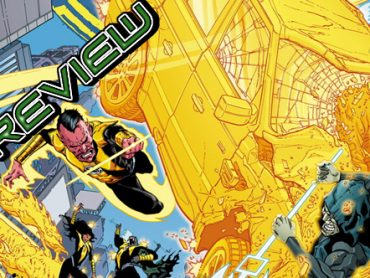 Sinestro #18 Review