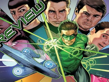 Star Trek / Green Lantern #6 Review