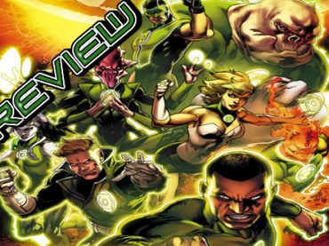 Green Lantern Corps: Edge of Oblivion #1 Review