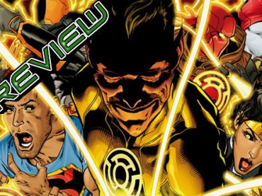 Sinestro #19 Review