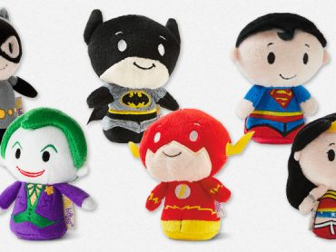 "Green Lantern Coming to Hallmark ""Itty Bittys"" Collection"