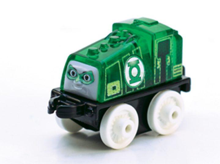 Green Lantern Goes to Sodor
