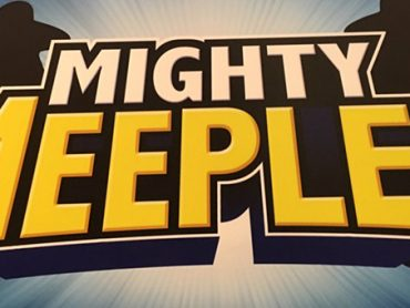 Cryptozoic Mighty Meeples Featuring Super Peoples