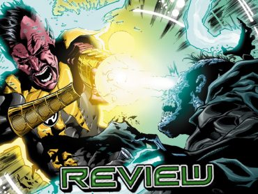 Sinestro #20 Review