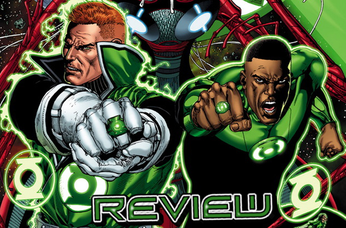 Green Lantern Corps: Edge of Oblivion #3 Review