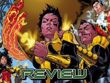 Sinestro #21 Review