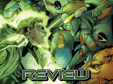 Green Lantern #51 Review