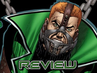Green Lantern Corps: Edge of Oblivion #4 Review