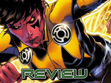 Sinestro #22 Review